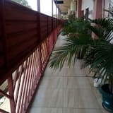 Pokój o podstawowym wyposażeniu - Balkon