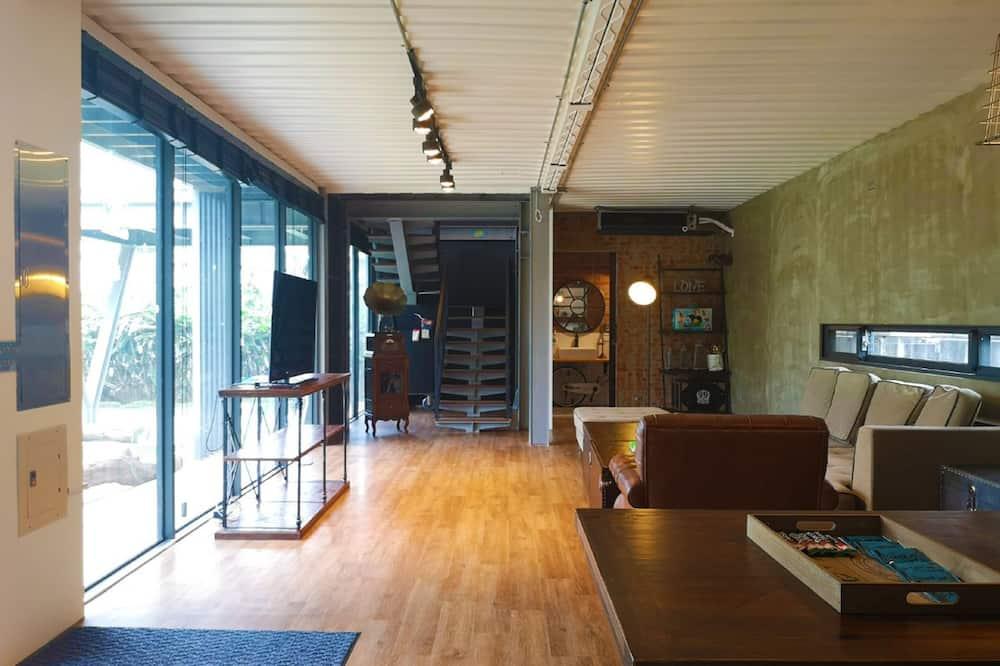 Comfort huis, Meerdere bedden, niet-roken, keuken - Woonruimte