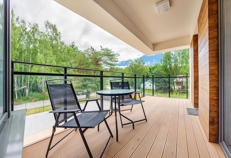 Apartamenty Sun & Snow Enklawa, Mielno, Apartment (15 ul. Na Mierzei 2A), Balcony