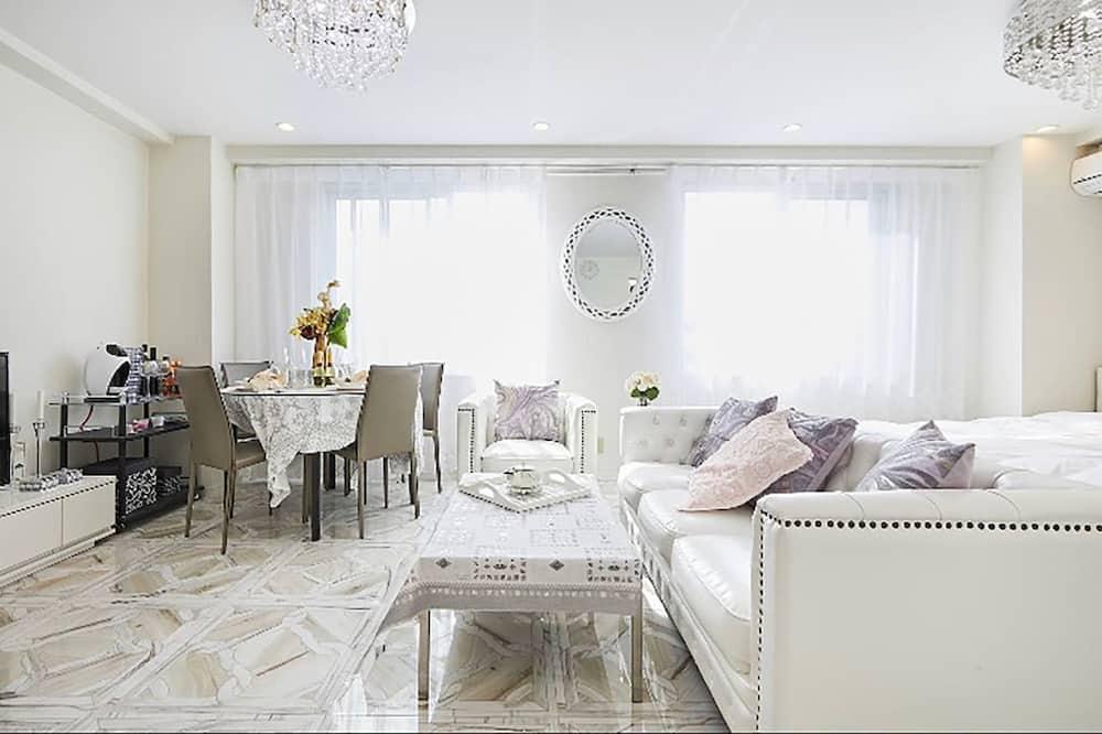 Dizaina numurs - Dzīvojamā istaba
