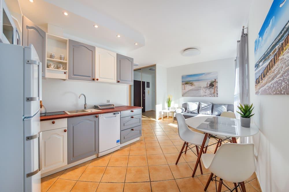 Apartment (2 Łokietka 15A) - Living Room