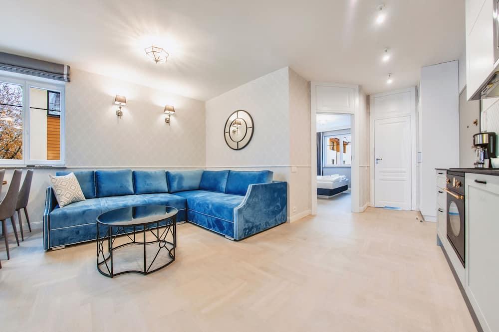 Apartment (4 Łokietka 23A) - Living Area