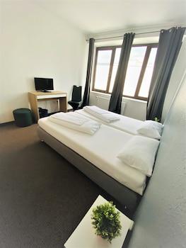 Nuotrauka: Hammebrook Hostel Hamburg, Hamburgas