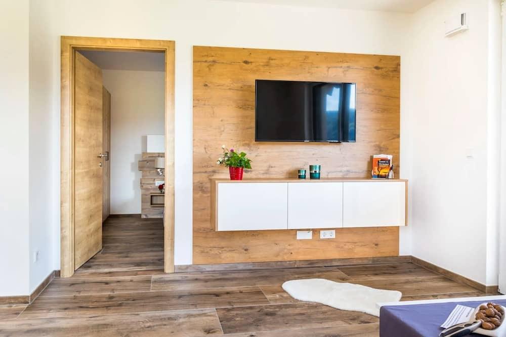 อพาร์ทเมนท์, 2 ห้องนอน (Landleben) - พื้นที่นั่งเล่น