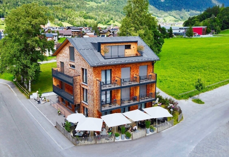 Hotel Gretina, Bezau, Panoraminis vaizdas