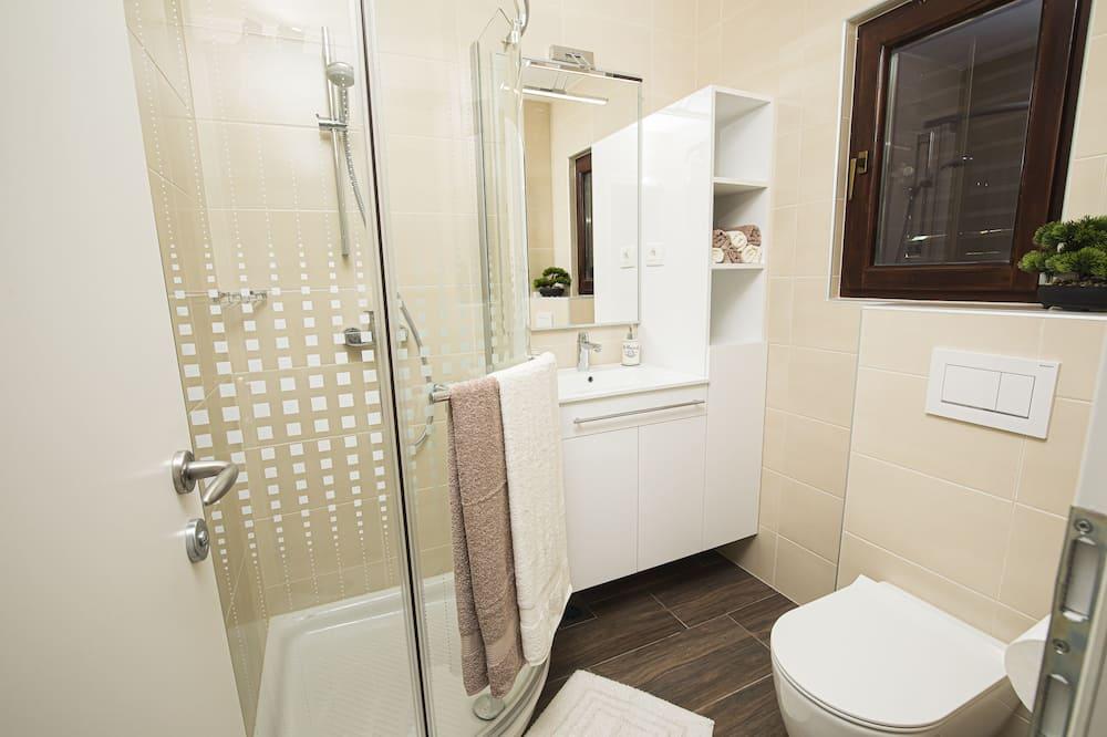 Апартаменты (One Bedroom Apartment) - Ванная комната