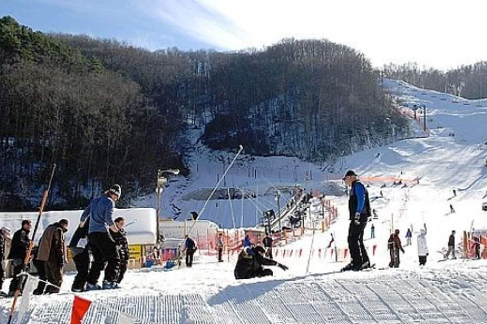Chatka, 2 spálne - Zimné športy a lyžovanie