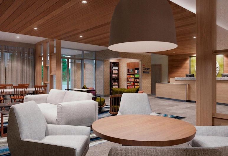 Fairfield Inn & Suites by Marriott Bardstown, Бардстаун, Вестибюль
