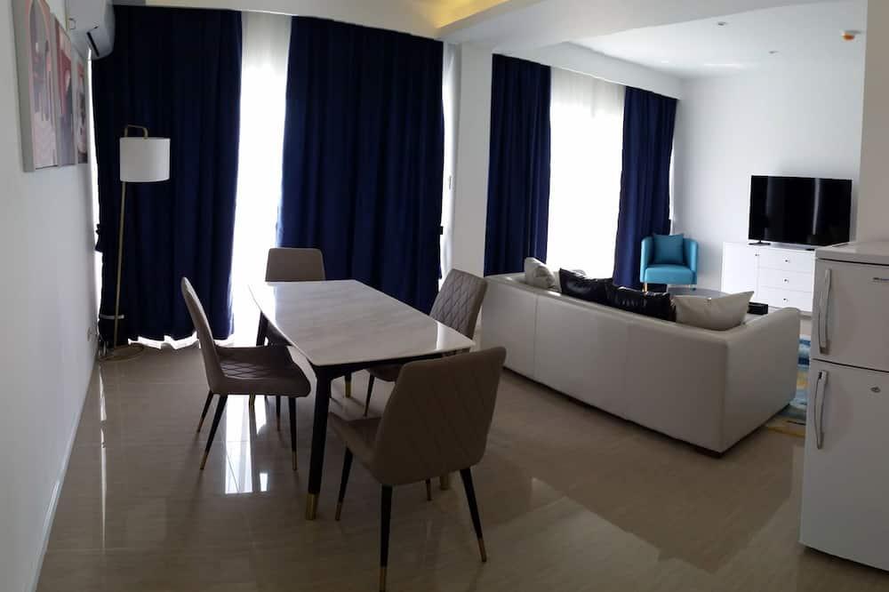 Suite, 3 slaapkamers (Master) - Woonruimte
