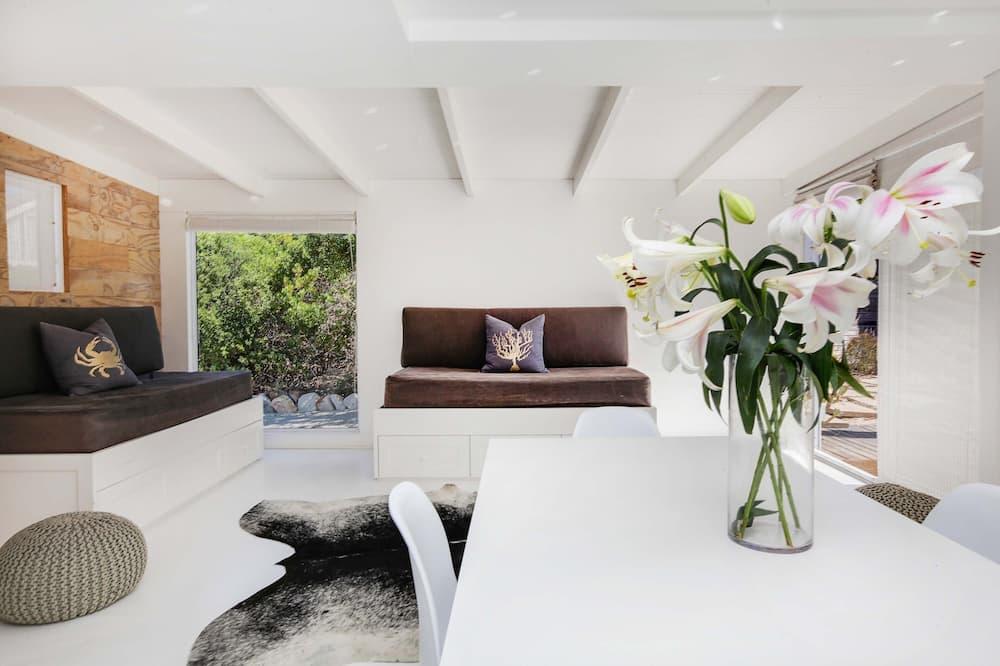 Rekreačná chata typu Classic, 1 spálňa - Obývacie priestory