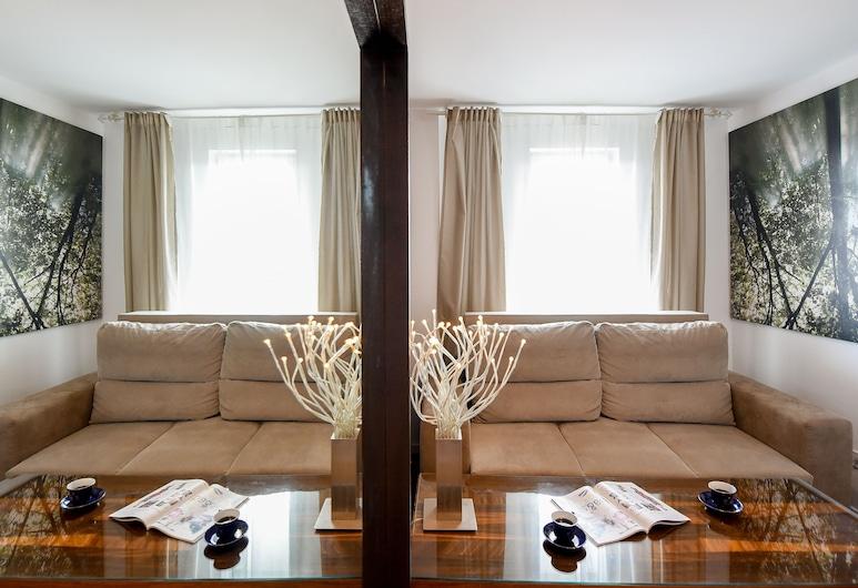 Homey - Strada Ion Campineanu 31, بوخارست, شقة - غرفة نوم واحدة, غرفة معيشة