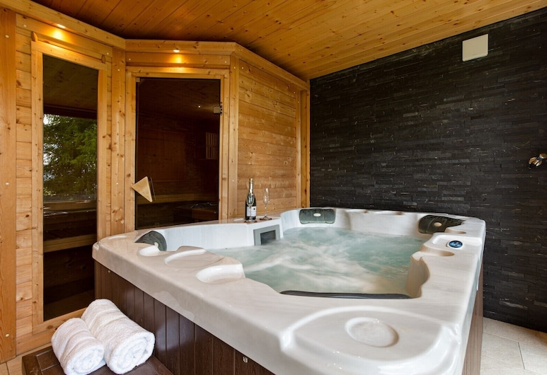 Chalet Teremok - Jacuzzi & Sauna - Great for Families, Riddes