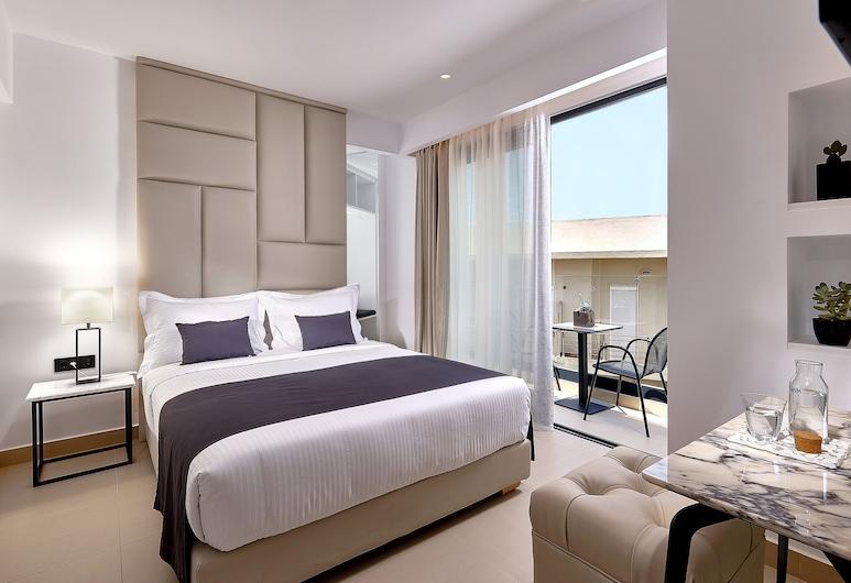 City Lion, Ηράκλειο, Executive Διαμέρισμα, 2 Υπνοδωμάτια, Δωμάτιο