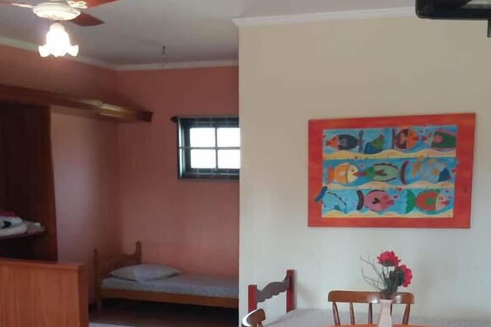 Hytte – family - Bespisning på rommet