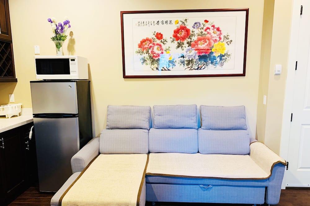 Pokój dwuosobowy, podstawowy (pobyt 1 osoby) - Powierzchnia mieszkalna