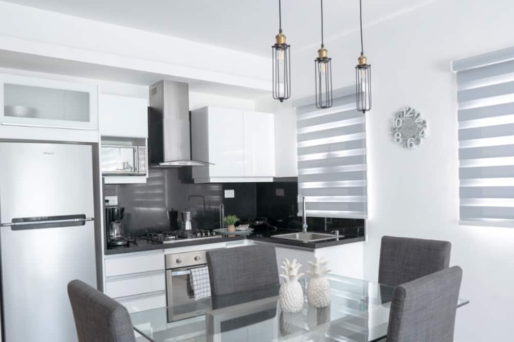 Standard Room - Private kitchen