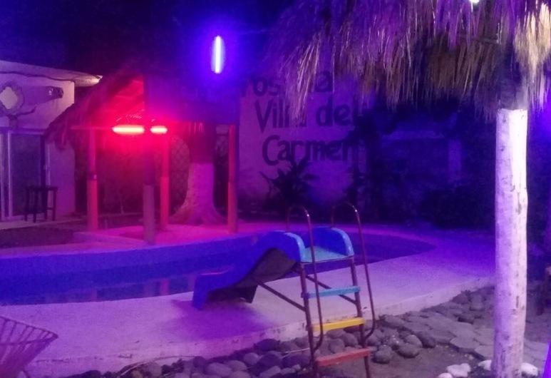 Hotel Posada Villa del Carmen, La Antigua, Sportbereich