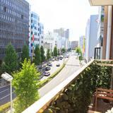 Szoba - Kilátás a városra