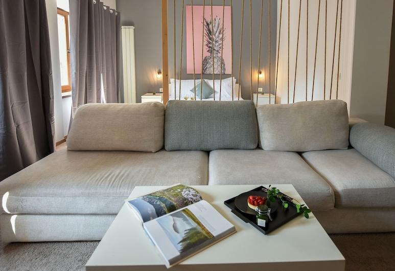 Homey - Strada Smardan 13, Бухарест, Апартаменты, 1 спальня, Номер