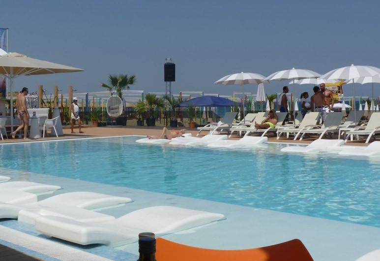 Mamaia Rent Apartments, Constanţa, Pool