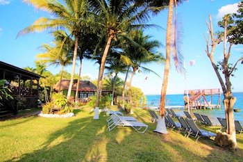 巴卡拉爾Coras Place Bacalar Lagoon Front的圖片