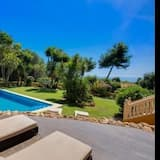 Marbella apartments first line sea view