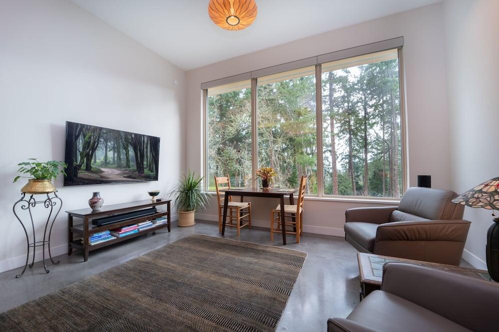獨棟房屋, 1 張加大雙人床, 廚房 - 客廳
