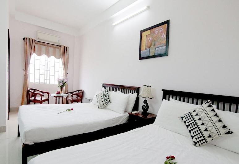 Nguyen Hotel Manage by Vnservices, Da Nang, Superior-Doppelzimmer, Stadtblick, Zimmer