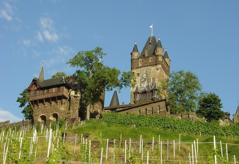 Living in the Historic Cochem Old Town, Cochem, Exterior