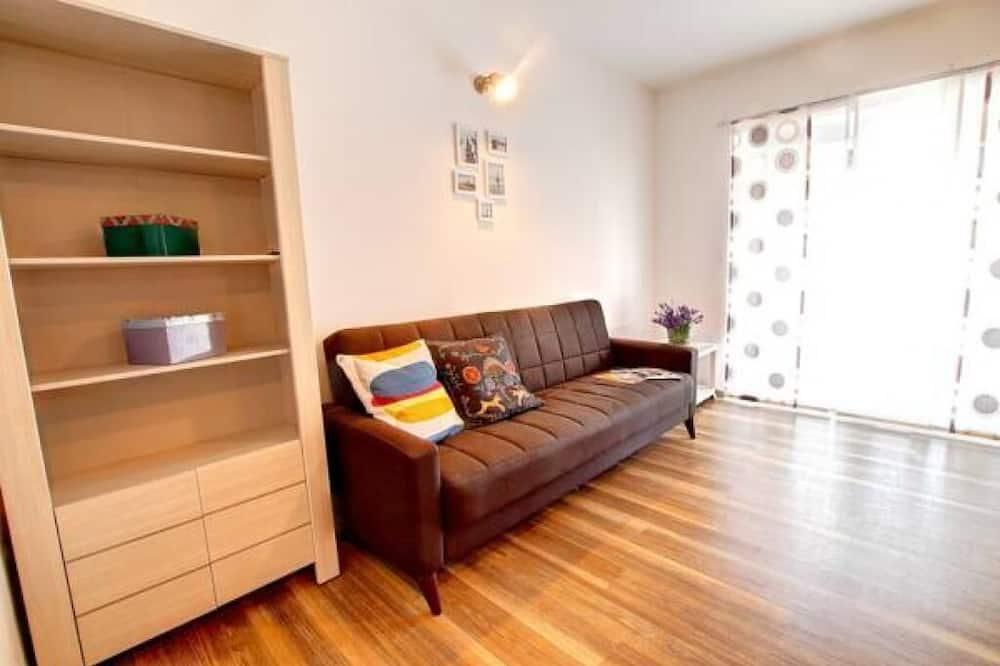 Apartment (Three Bedroom Apartment) - Living Room
