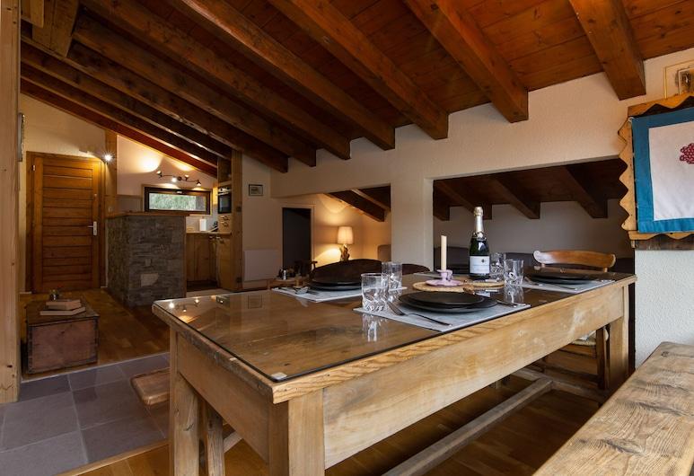 Résidence Androsace 53, Chamonix-Mont-Blanc, Interieurontwerp
