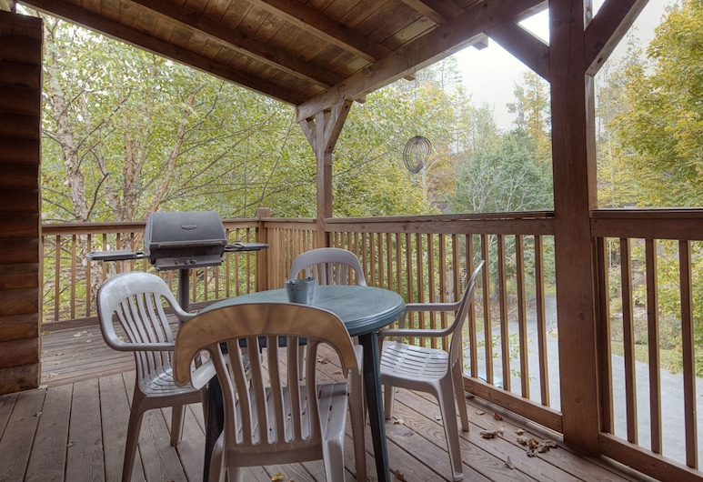 Country Delight by Eagles Ridge Resort, Pigeon Forge, Cabin, 2 phòng ngủ, Ban công