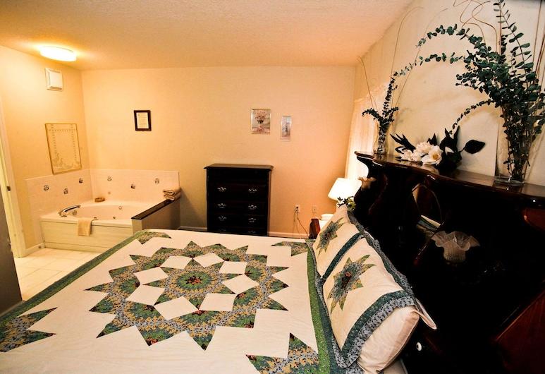 Colonial Crest 110 by Heritage Cabin Rentals, Пиджен-Фордж, Квартира, 2 спальни, Номер