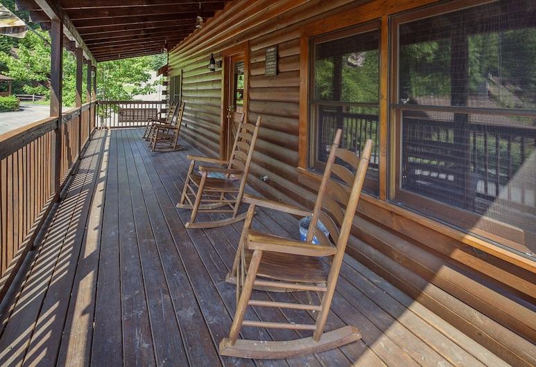 Er306 - A Smoky Mountain Dream by Eagles Ridge Resort, Pigeon Forge, Chatka, 2 spálne, Balkón