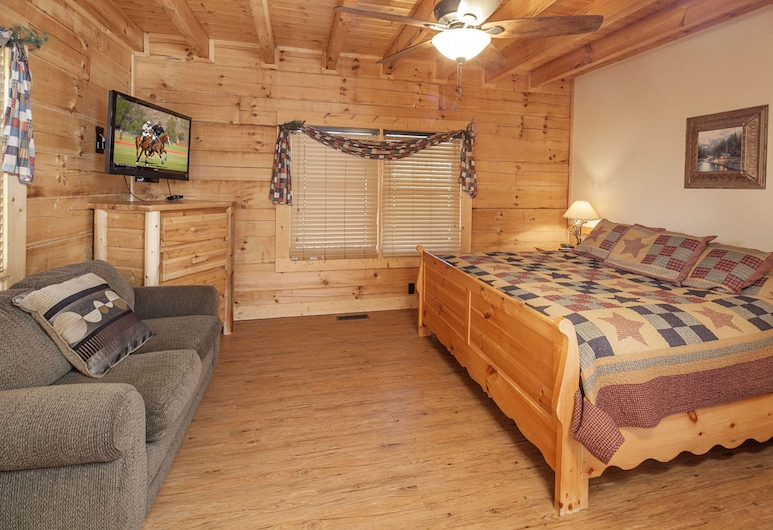 Soaring Eagles by Eagles Ridge Resort, Pigeon Forge, Kuća u prirodi, 4 spavaće sobe, Soba