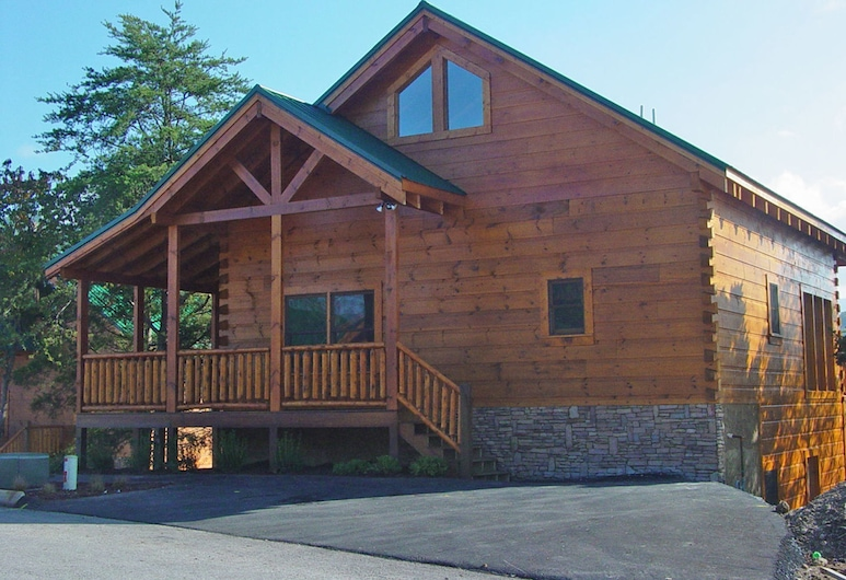 Sweet Escape by Eagles Ridge Resort, Pigeon Forge, Cabin, 4 Bedrooms, Exterior