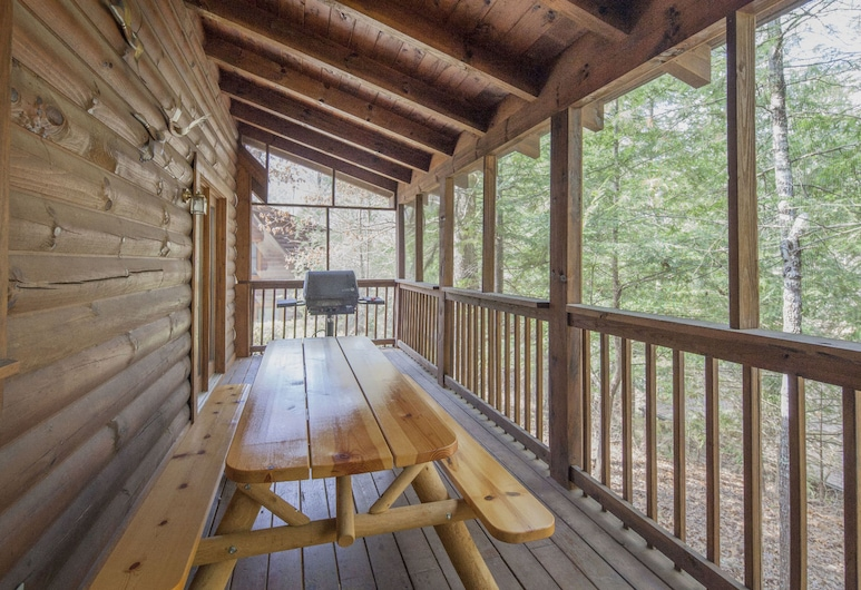 Southern Comfort by Eagles Ridge Resort, Pigeon Forge, Cabin, 3 Bedrooms, Balcony