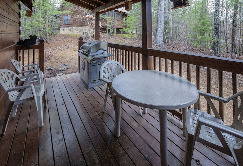 The Bear Cabin by Eagles Ridge Resort, Pigeon Forge, Cabine, 2 Quartos, Varanda