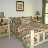 Pokoj, 2 ložnice - Obývací pokoj
