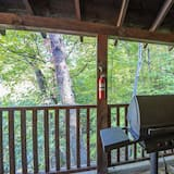 Domek wypoczynkowy, 2 sypialnie - Balkon