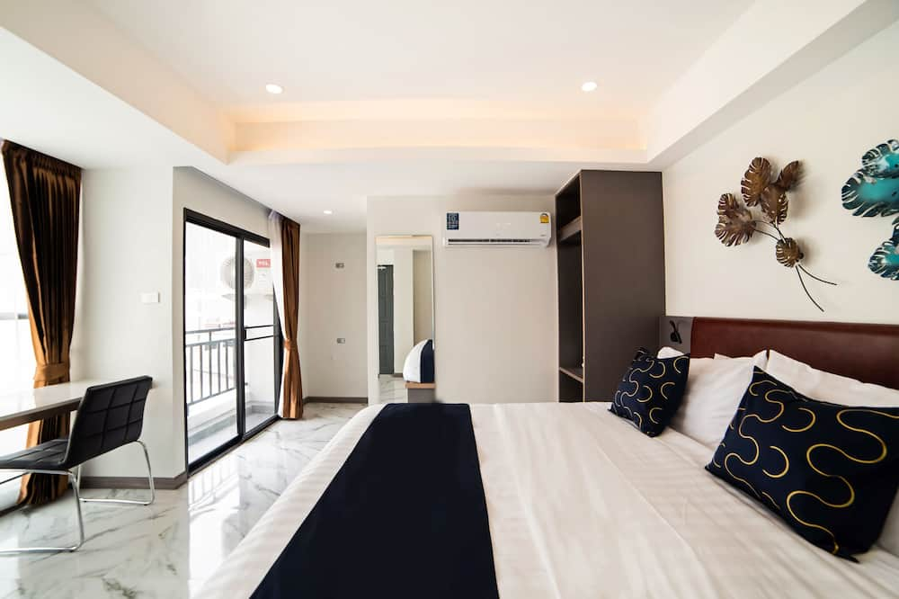 Superior Double Room - Bilik Tamu