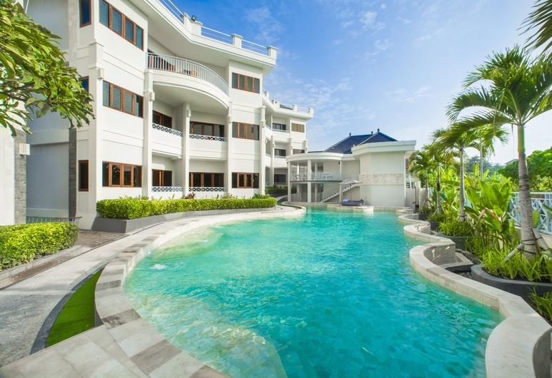 Bali Karma Baik Hotel, Σεμινιάκ, Πισίνα