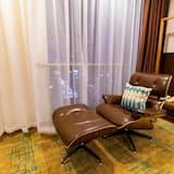 Pokoj Comfort s dvojlůžkem, nekuřácký - Obývací prostor