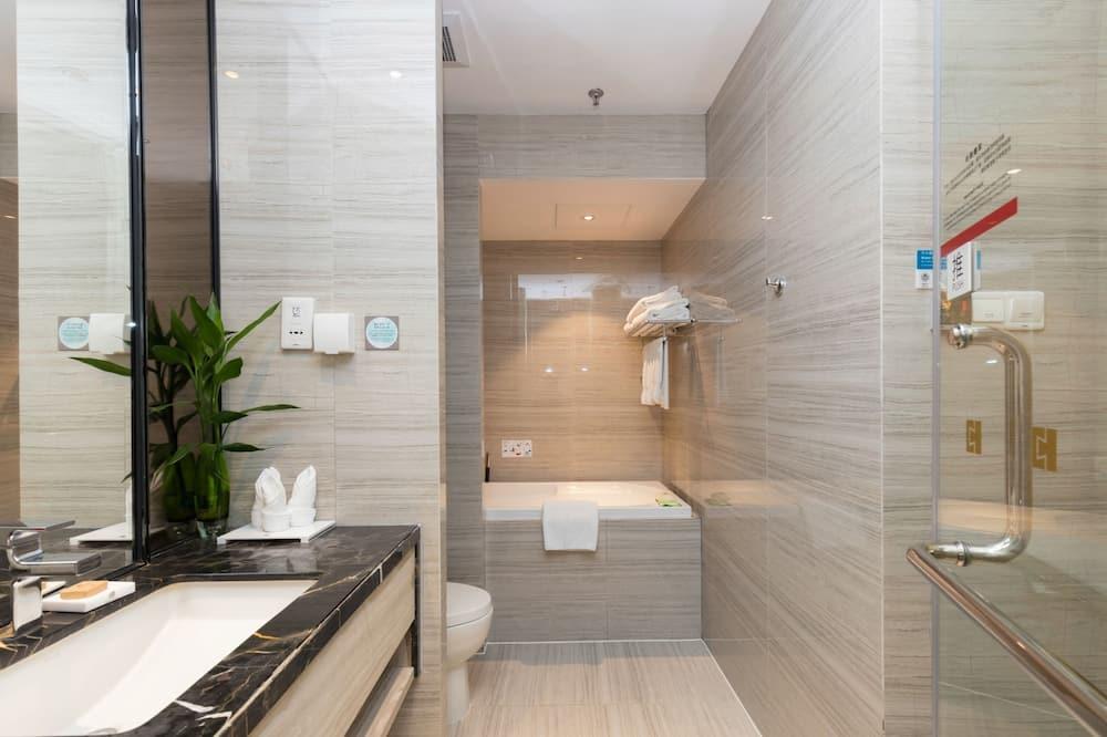 Suite Deluxe, 2 chambres - Salle de bain