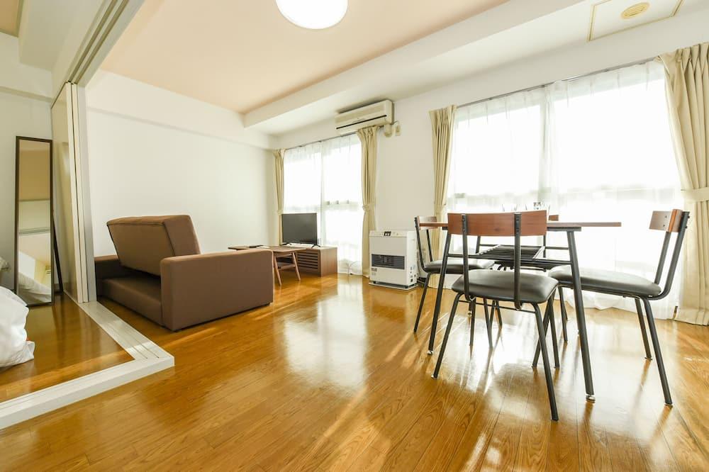 Апартаменты «Комфорт», для некурящих (603) - Номер