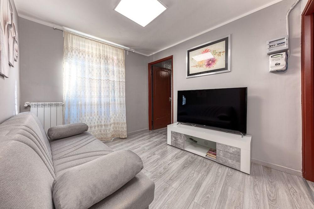 Căn hộ, 4 phòng ngủ - Khu phòng khách