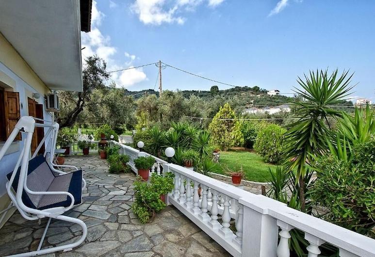 Skopelos Sunny Daze - Fully Equipped Premium Suite, Skopelos, Estudio, Terraza o patio