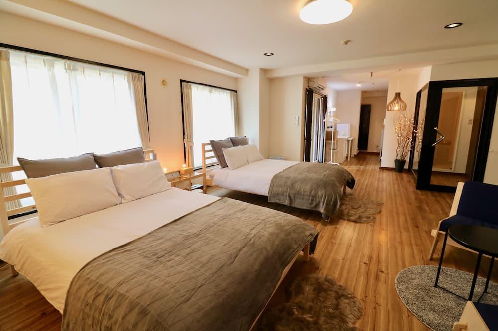 Appartamento (OM5F2) - Area soggiorno