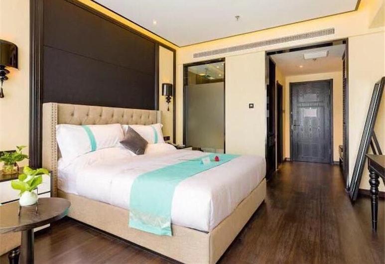 Xana Hotellea JI NAN HI Tech Zone Century Avenue T, 済南, ホテルからの眺望