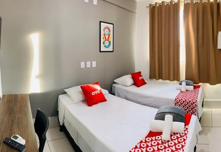 OYO Hostel App, โกยาเนีย, ห้องพัก